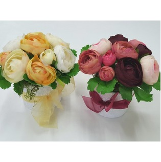 POSY POT - ARTIFICIAL FLOWERS