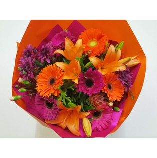Bright Bouquet - Florists Choice